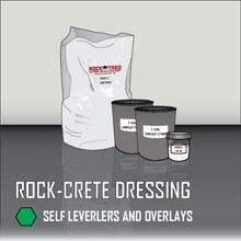 Rock-Crete Dressing | Rock Tred