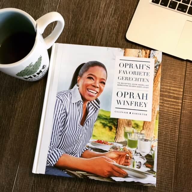 Het Kookboek Van Dieet Koningin Oprah Winfrey