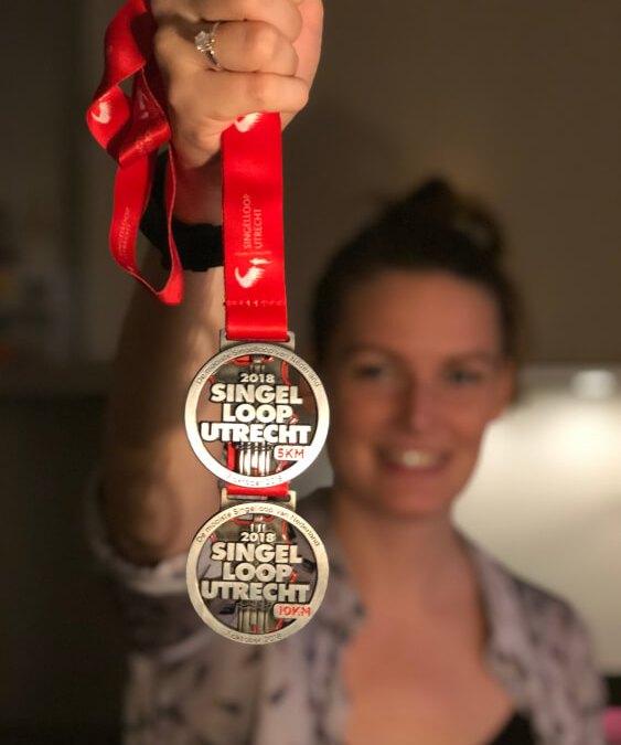 Singelloop | 2 Medailles Op 1 Dag