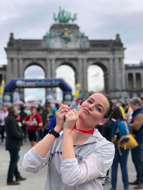 tweede halve marathon