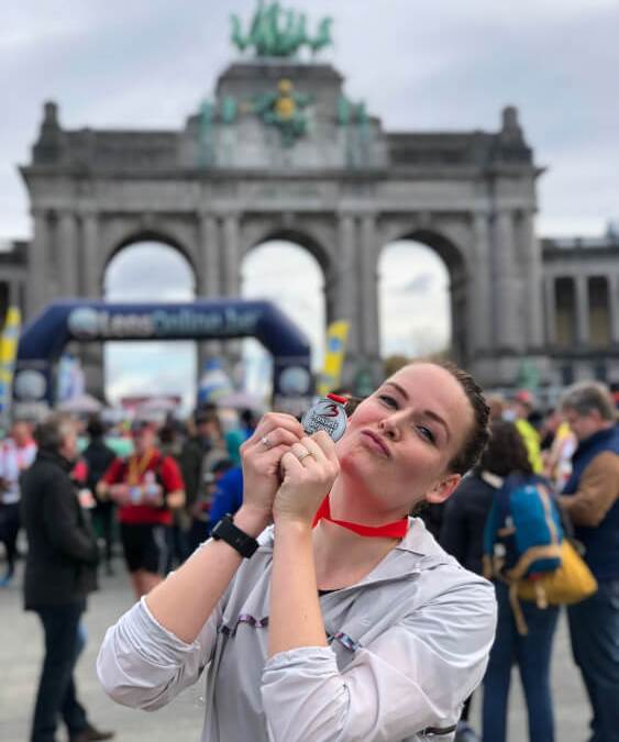 Mijn Tweede Halve Marathon