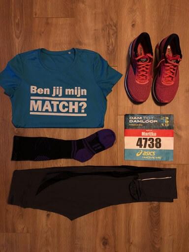halve marathon checklist