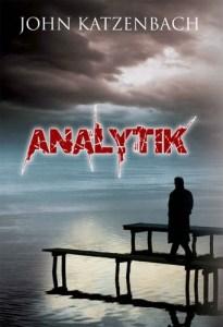John Katzenbach: Analytik (obálka knihy)