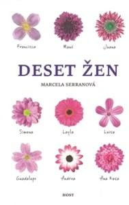 Marcela Serrano: Deset žen (obálka knihy)