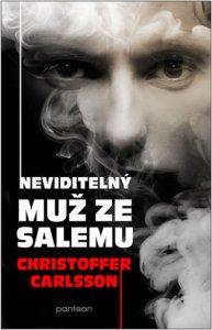 Christoffer Carlsson: Neviditelný muž ze Salemu (obálka knihy)