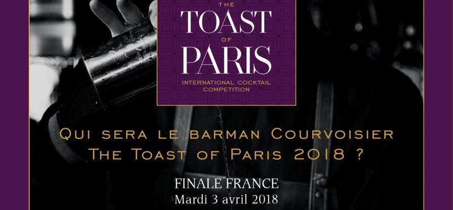 Toast of Paris 2018