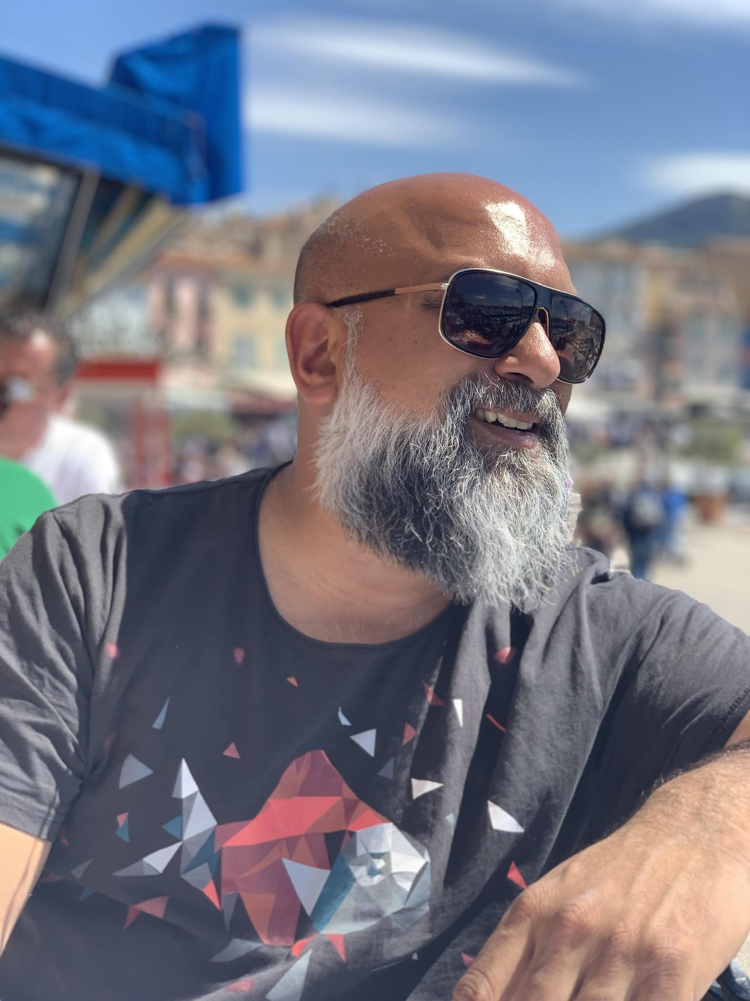 Shayan Sanyal of Epicurean Living
