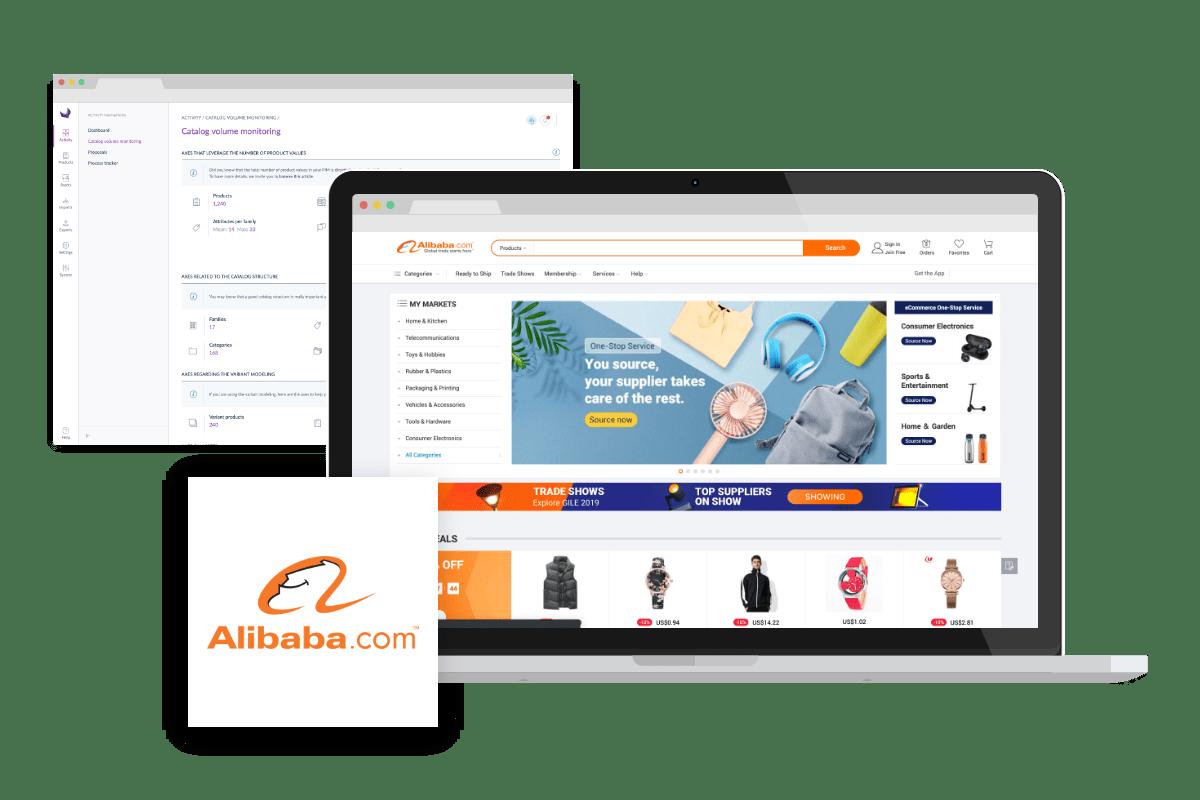 Alibaba-screen