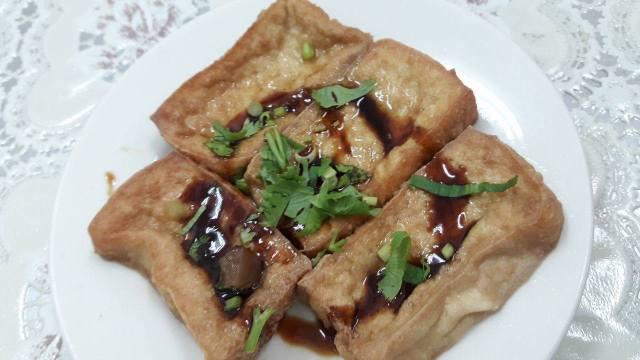 越南素食滷豆腐