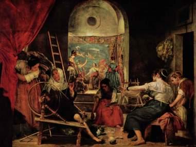 Diego_Velázquez_014die spinnerinnen las hilanderas