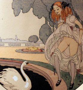 Gerda Wegener: Les Delassements d'Eros (1925)