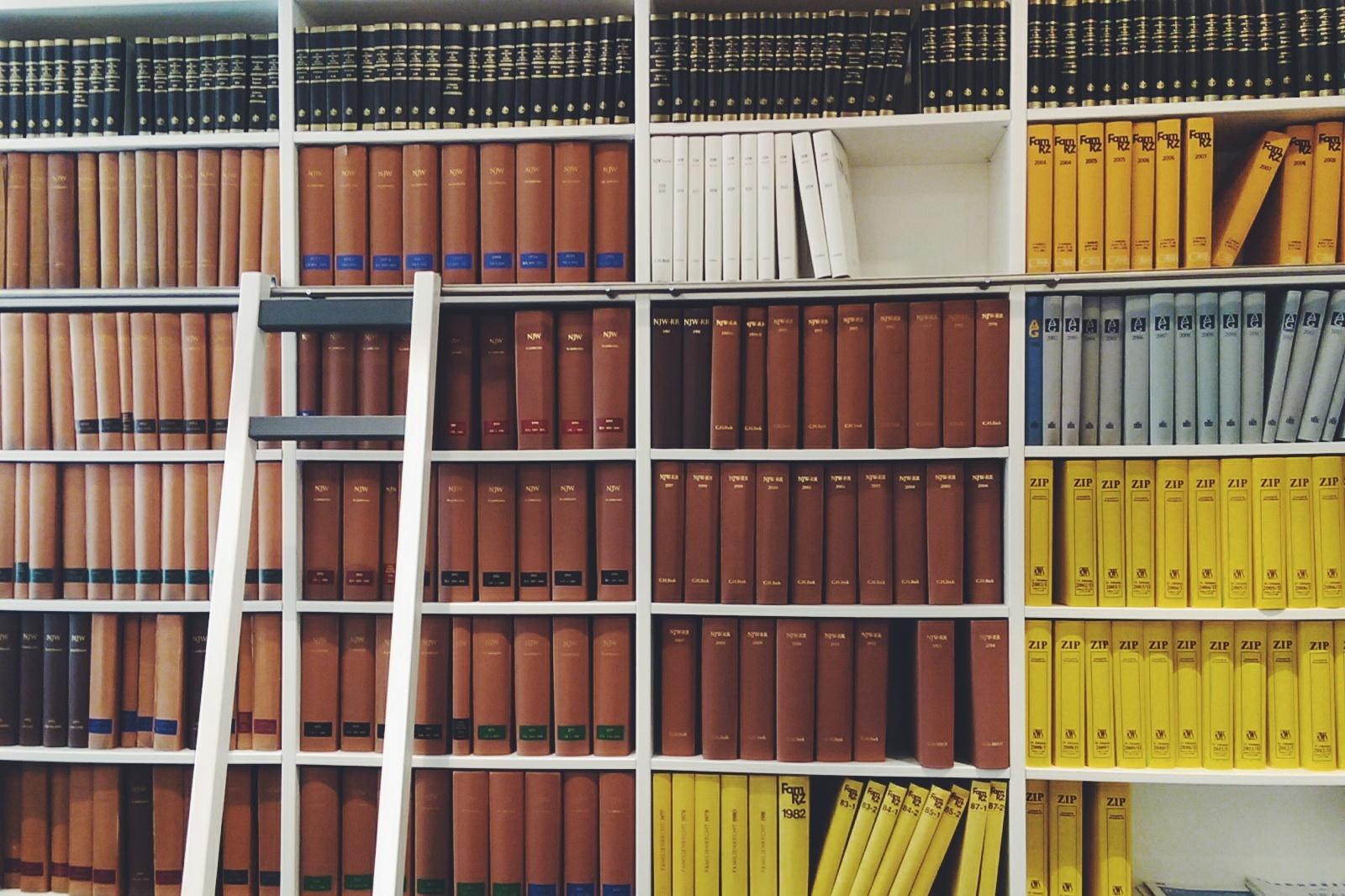 bibliothek libary 54books Blogs und Urheberrecht