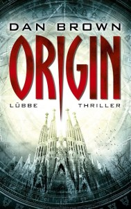 dan brown origin lübbe cover