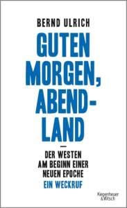 Cover »Guten Morgen, Abendland«