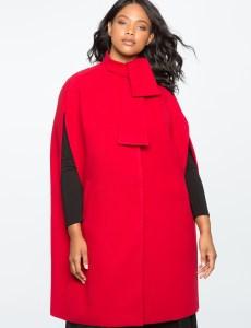 plus size coat