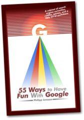 55 maneras de divertirse con Google