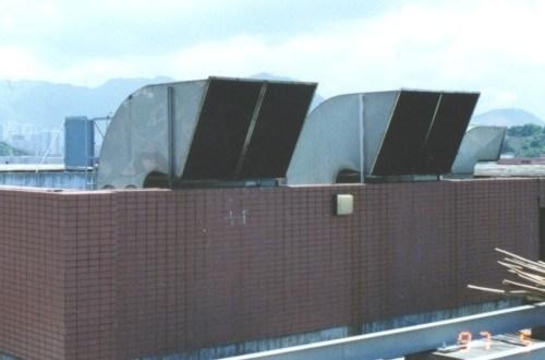 鮮風抽氣 系統‧裝修要求