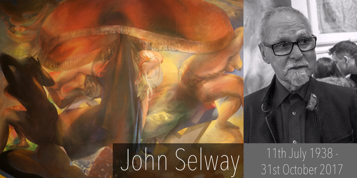 John Selway 11th July 1938 - 31st October 2017