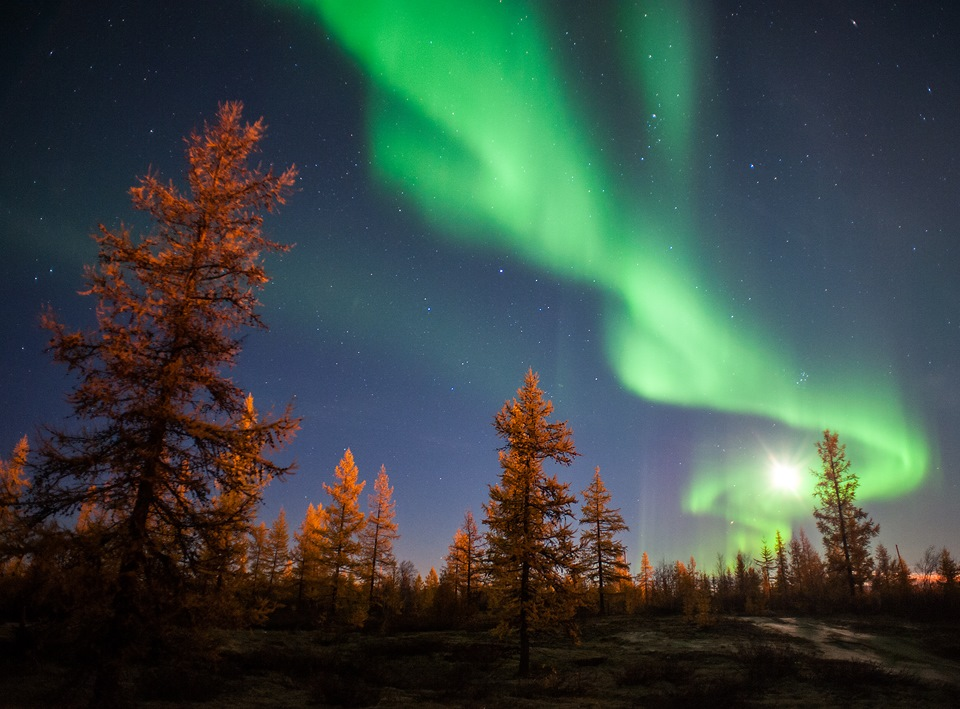 Northern Lights In Russia 7 Best Locations To See Aurora