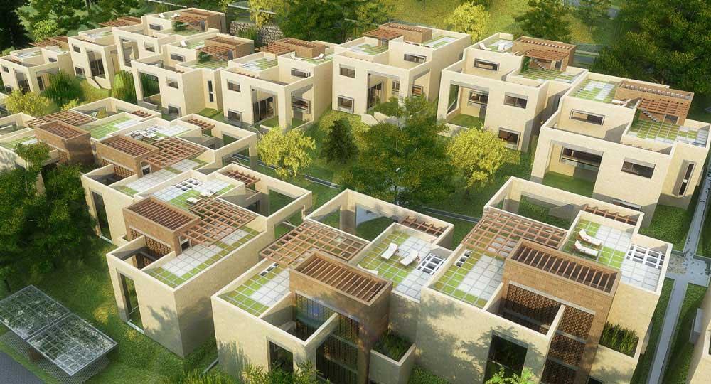 Diseño arquitectónico - renders