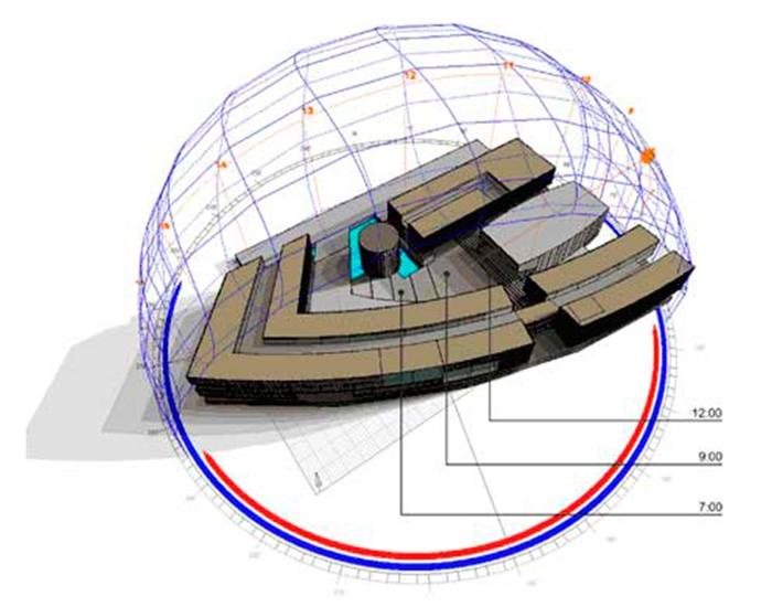 diseño arquitectónico - modelos tridimensionales