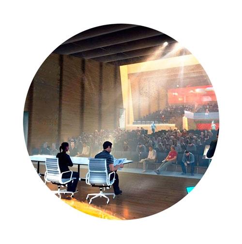 Diseño y remodelacion de Interiores en Bogotá - Universidad de la Sabana