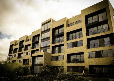 Ecohaus, Apartamentos en Chia