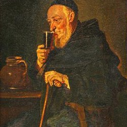 the unknown monk