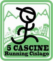 Logo ufficiale 5 Cascine Cislago ASD