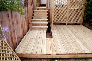 Deck Design & Construction, Timber Deck Designer in Melbourne