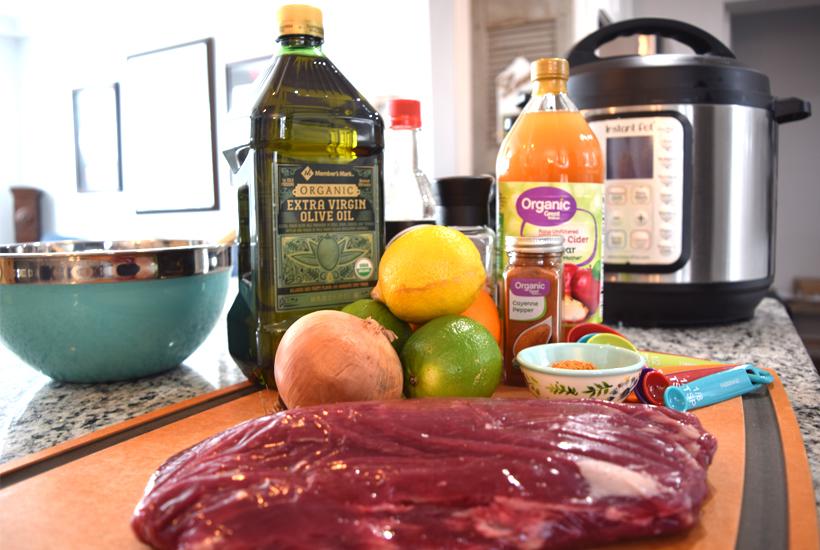 ingredients that make carne asada 5 dog farm