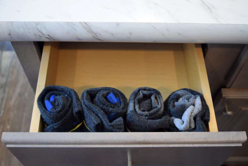 Socks In Drawer 5 Dog Farm