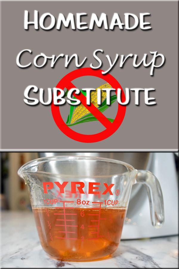 Homemade Corn Syrup Substitute 5DogFarm