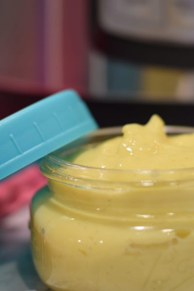Easy Instant Pot Vanilla Pudding