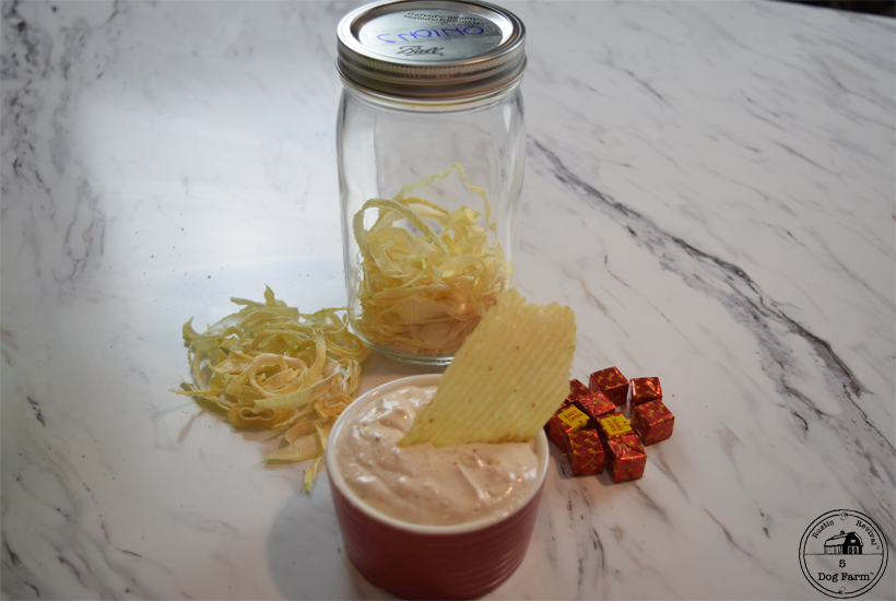 ingredients for homemade onion dip mix 5DogFarm