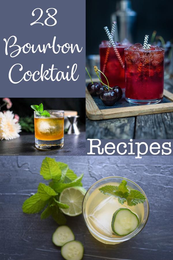 28 Delicious Bourbon Cocktail Recipes I 5DogFarm