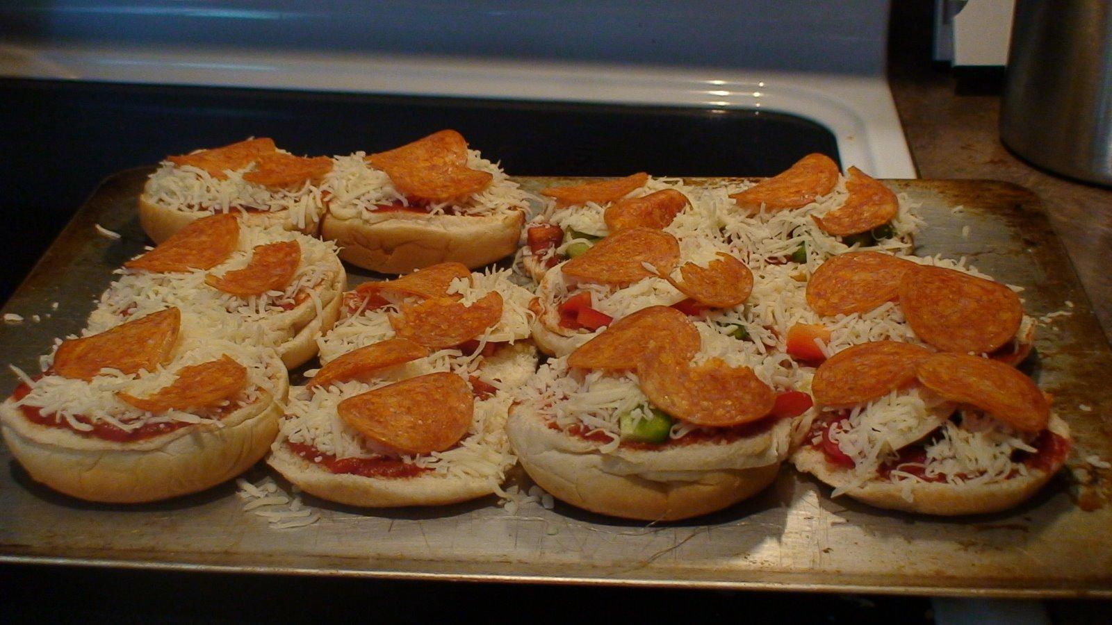 Pizza Boats