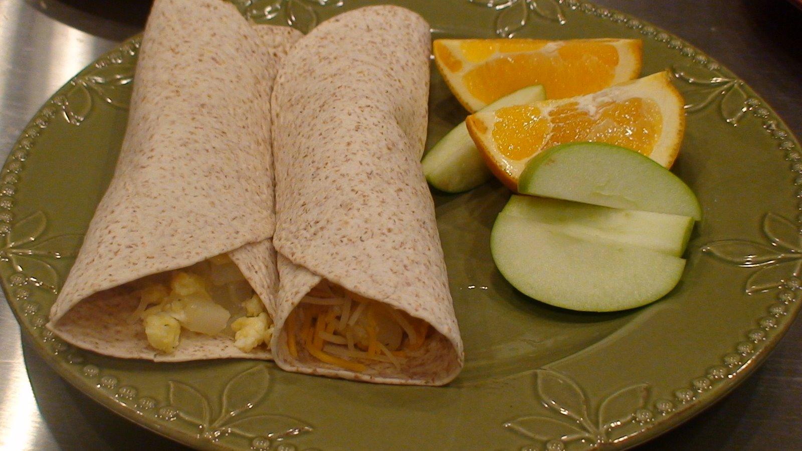 Potato, Egg and Cheese Tacos | 5DollarDinners.com