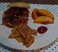 Pulled Pork Sandwiches   5DollarDinners.com