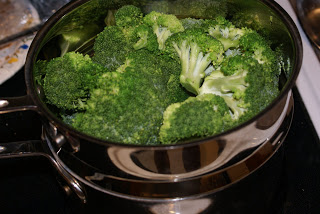 Blanching Vegetables 1