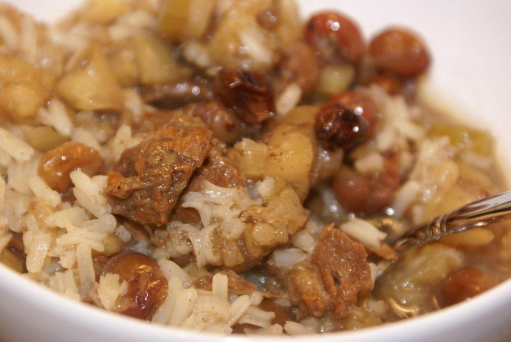 Cranberry Stew