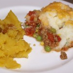 Shepherd's Pie and Acorn Squash | 5DollarDinners.com