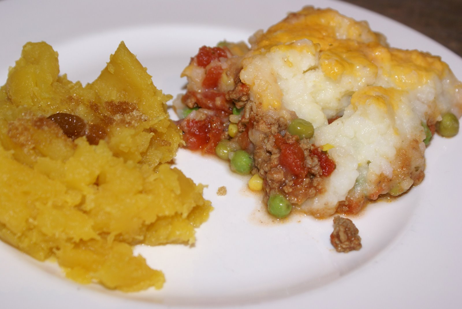 Shepherd's Pie and Acorn Squash | 5DollarDinners.com