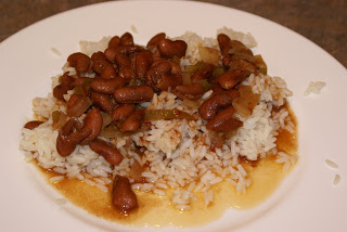 Dominican Rice and Beans7