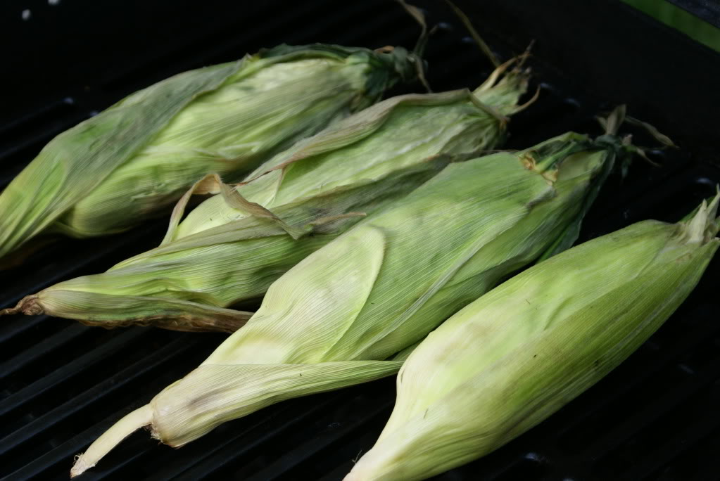 How To Grill Corn 8