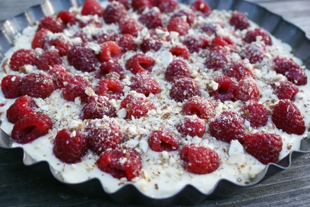 Raspberry Coffee Cake1