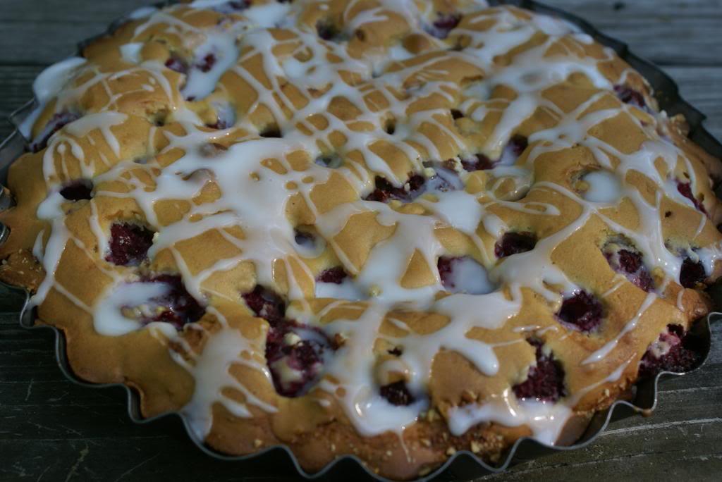 Raspberry Coffee Cake3