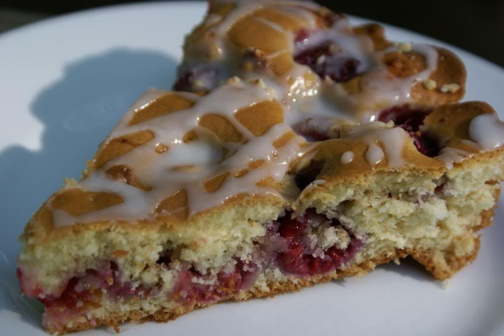 Raspberry Coffee Cake4
