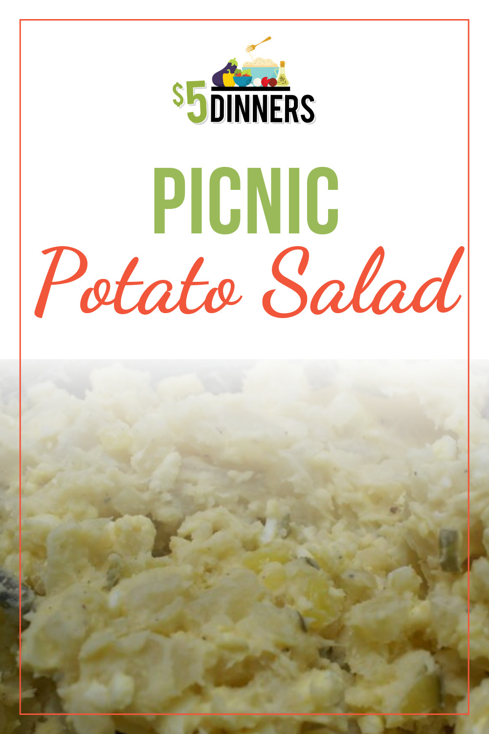 July 4th Potato Salad