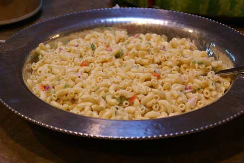 macaroni-salad-for-a-crowd